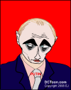 Political Putin Caricature by EJ