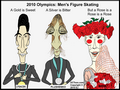 2010 Olymics: Men's Figure Skating (Cartoon by EJ)