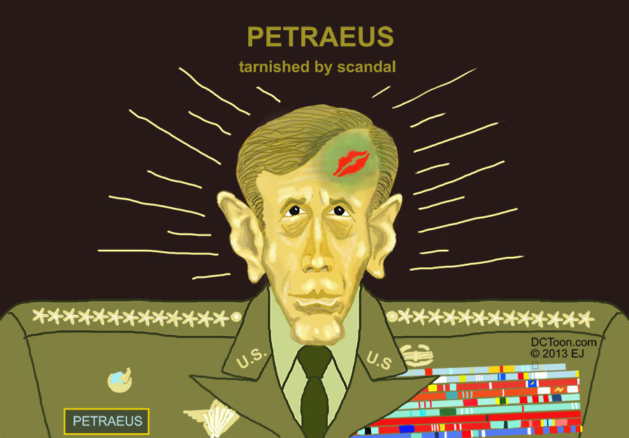 General Petraeus Tarnished